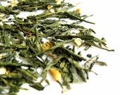 Citrus Green - Loose Leaf Green Tea with Orange Peel