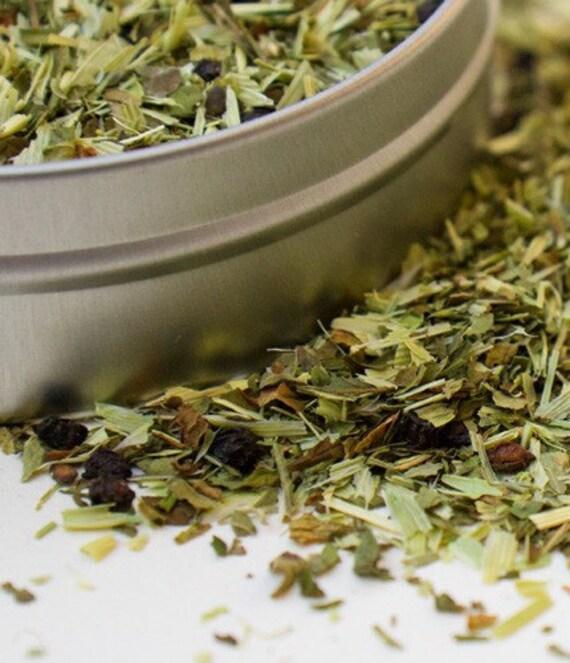 Peppermint Tea with Elderberry - Organic