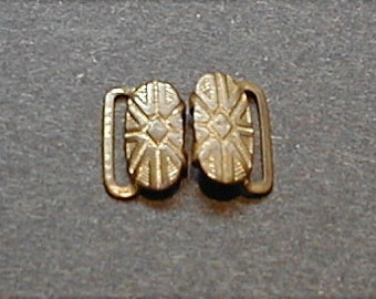 Tiny Little Brass Buckle