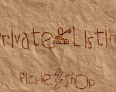 Private Listing for Kari