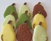 Perfect Pear Organic sugar cookies - 3 dozen