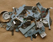 Metal Pieces and Parts