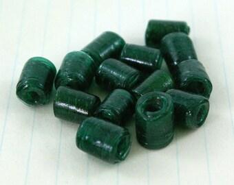 Douglas Fir Recycled Glass Beads