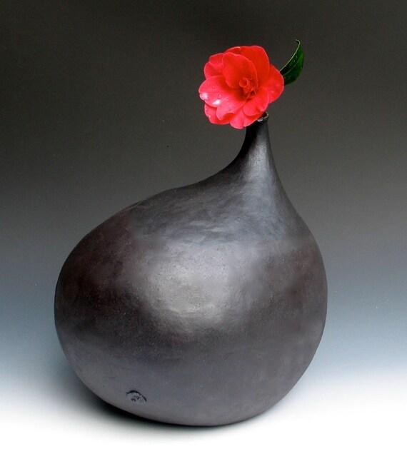 Black Vase Two