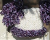 Newborn hat, knitted