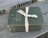 Three Vintage Broadman Hymnals