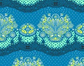 LAST ONE - Shop Closing Sale - Amy Butler, Lark, Nanna Chic in Cloud - 1-2/5 Yard