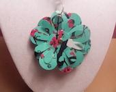 Arizona Tea Flower Necklace
