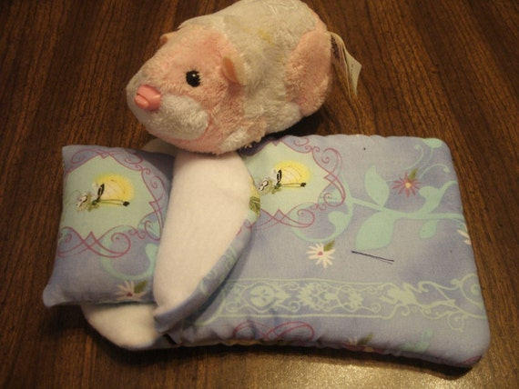 ZHU ZHU Pets Hamster Sleeping Bag Princess and the by ...