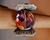 Phoenix on Fire Ring, size 5.5-6.5 (MM0611002R)