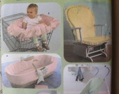 Baby Car Seat Cover Insert liners pattern S4636