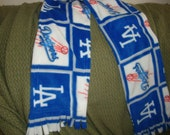 Los Angeles Dodgers Scarf