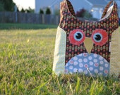 special order for JESS. Woodland Bag:Owl.