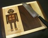 Robot Chopping/Cutting Board
