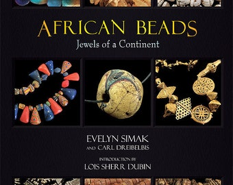 African Beads: Jewels of a Continent, New Book 49785