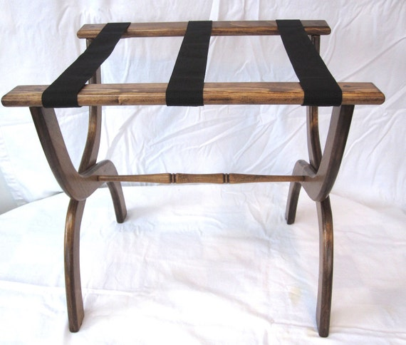 Guest Room Luggage Rack