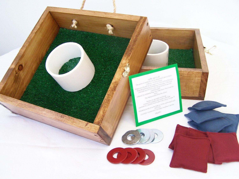 washer game washers bean bags. Black Bedroom Furniture Sets. Home Design Ideas