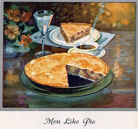 1930s OCCIDENT Flour Baking Recipes Vintage Cookbook Name Brand Advertising
