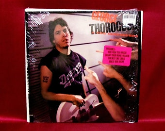 GEORGe THOROGOOD and the DESTROYERS - Born to Be Bad- -1988 Vintage LP Record