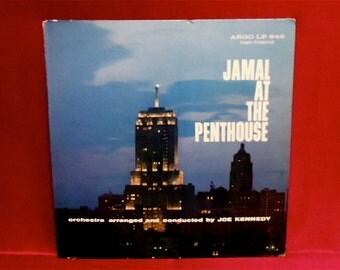 JAMAL - Jamal at the Penthouse - 19-- Vintage Vinyl Record Album