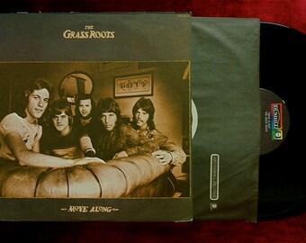 The GRASS ROOTS - Move Along - 1972 Vintage Vinyl Record Album
