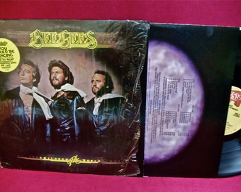 BEE GEES - Children of the World - 1973 Vintage Vinyl Record Album