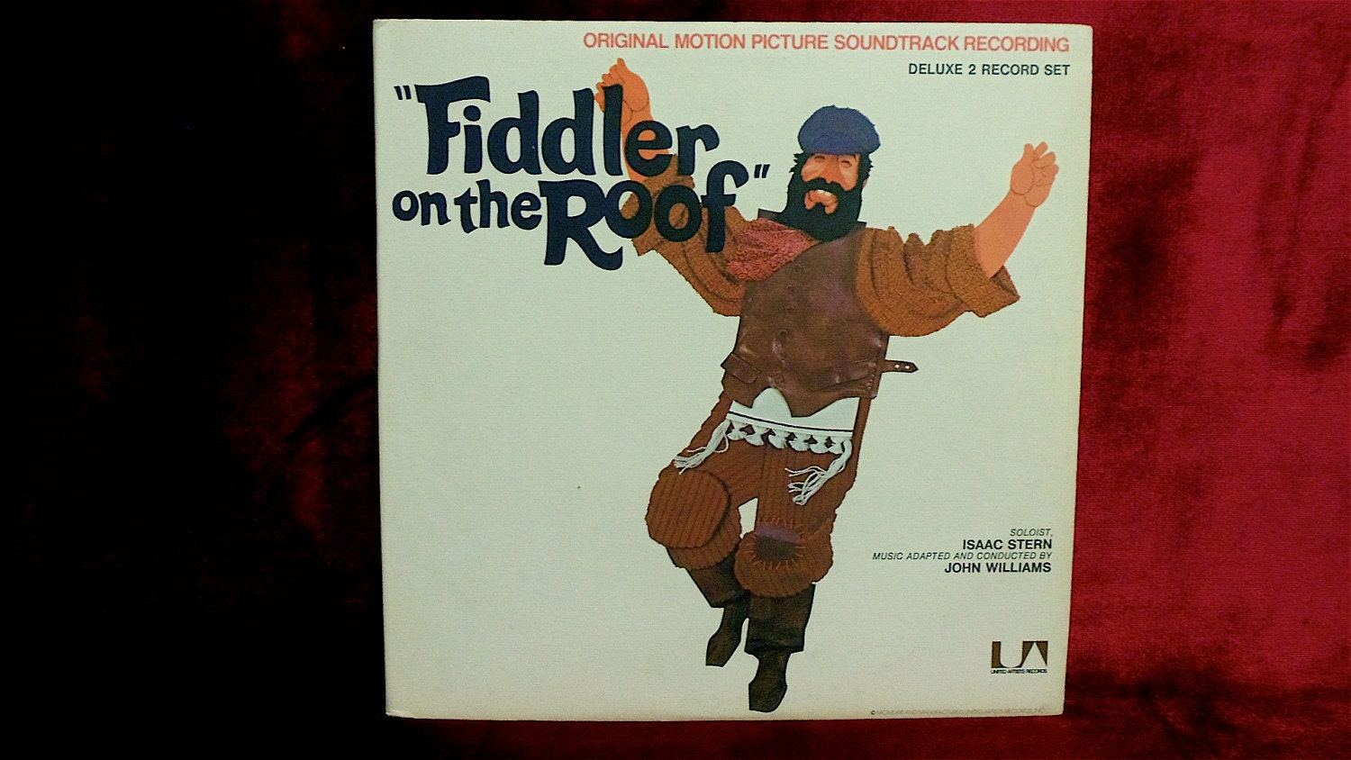 Fiddler On The Roof Original Motion Picture Soundtrack