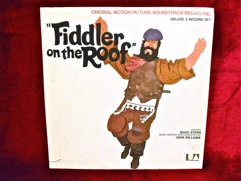 Fiddler On The Roof Original Motion Picture Soundtrack