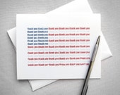 Printable American Flag Card. 4th of July Card. Printable. Patriotic Thank You Card. America Digital Download Card. Red White and Blue.