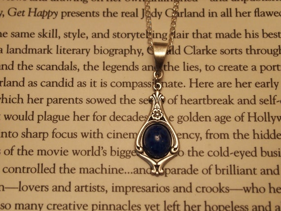 Protection Lapis Lazuli pendant