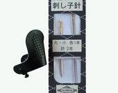 Sashiko Needles and Thimble