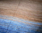 Extra Large Handwoven  vintage look, area rag rug -6 ' x 10' custom colour, MADE TO ORDER