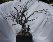 Creepy Ghost Tree