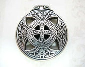 Jon Snow Castle Black and his new love A Game of Thrones Inspired Medallion