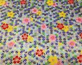 1M kimono fabric cherry blossom printed