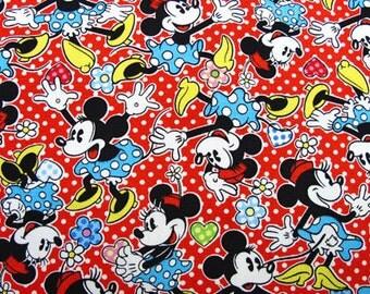 Minnie  fabric Half yard