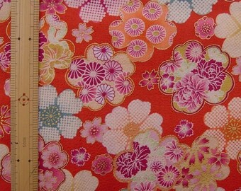 Japanese Kimono design fabric FQ