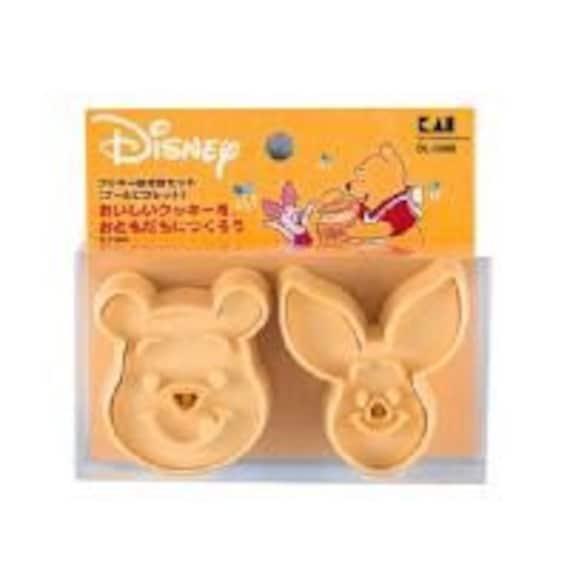 Winnie the pooh & Piglet Cookie cutters