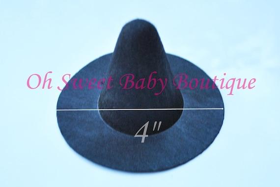 "Mini Witch Hat 4"""