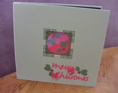 Scrapbooking Christmas 12 x 12 Merry Christmas Predesigned Album Hot Cocoa Photo Books