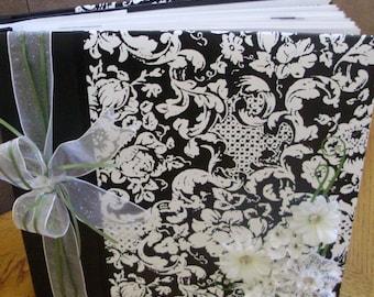 Wedding Custom Handmade Album 12 x 12 Premade Pages Scrapbooking Hot Cocoa Photo Books
