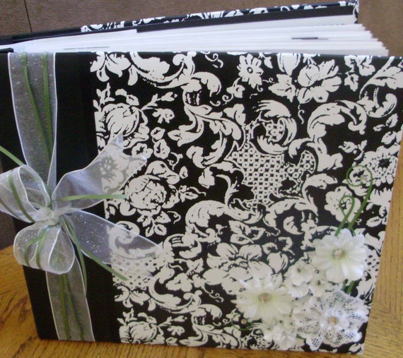 Wedding Custom Handmade Album 12 x 12 Premade Pages Scrapbooking Hot Cocoa Photo Books