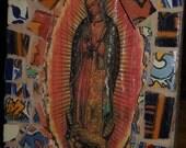 Virgen de Guadalupe Mosaic