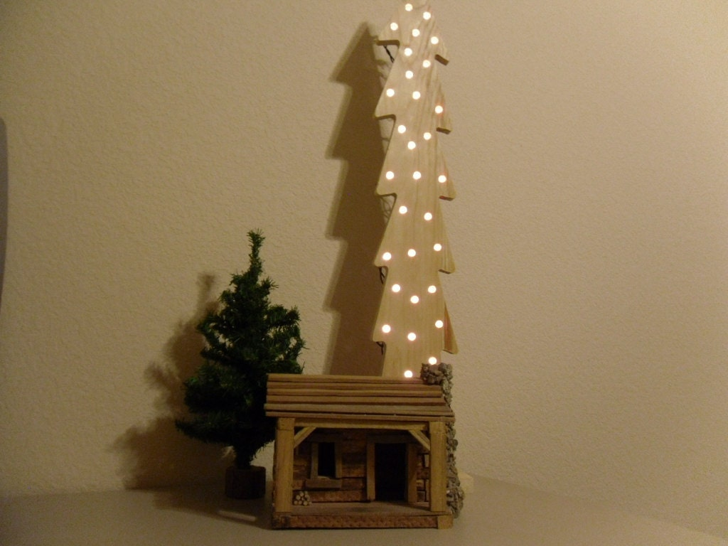 Elegant Alternative Wooden Christmas Tree By Timbatree  Notonthehighstreet