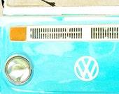 VW Bus Volkswagon - 8 x 10 art photography print by Dawn Smith