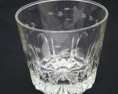 Vintage Cut Crystal Ice Bucket