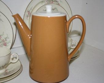 Vintage Modern Teapot