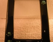 4x6 Paw Print Picture Frame