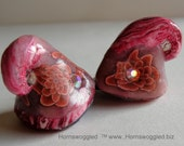 """Rosettas Stones"""" by Hornswoggled Pixie Horns for the Mischievous Minded."""