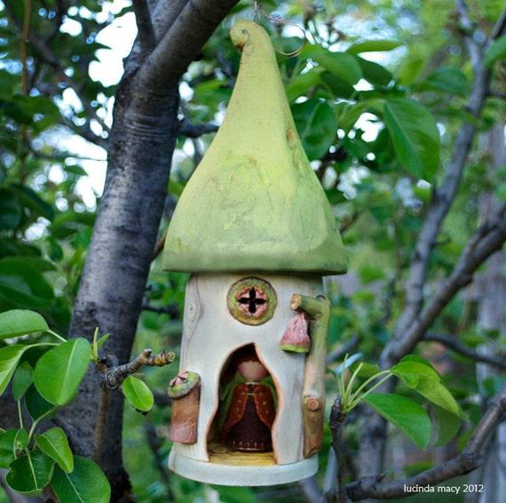 Forest Fairy Abode with Spirit Door